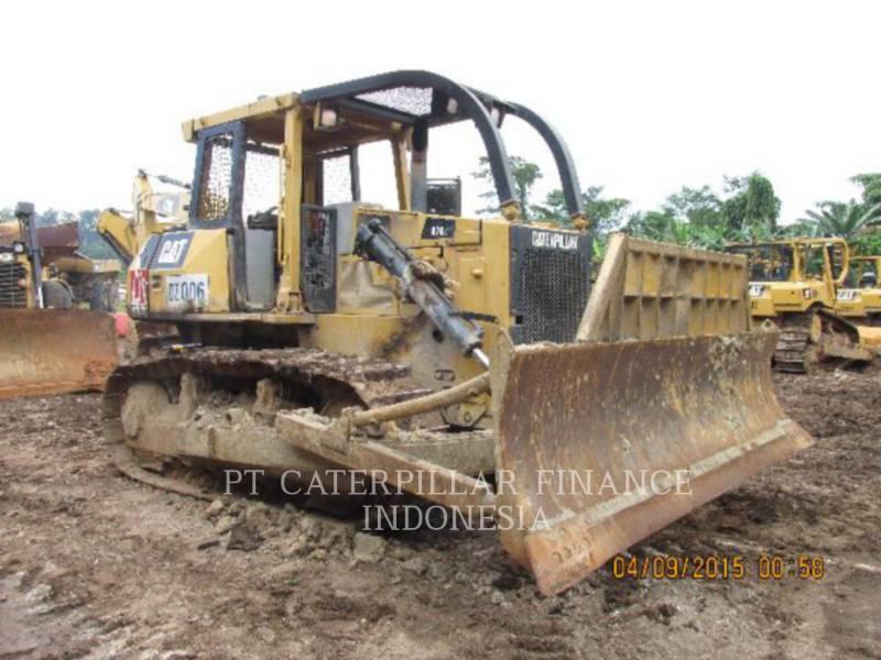 Caterpillar TRACTOARE CU ŞENILE D7G equipment  photo 9