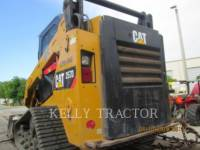 CATERPILLAR 多様地形対応ローダ 257D equipment  photo 2
