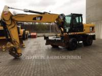 Equipment photo CATERPILLAR M322D MOBILBAGGER 1