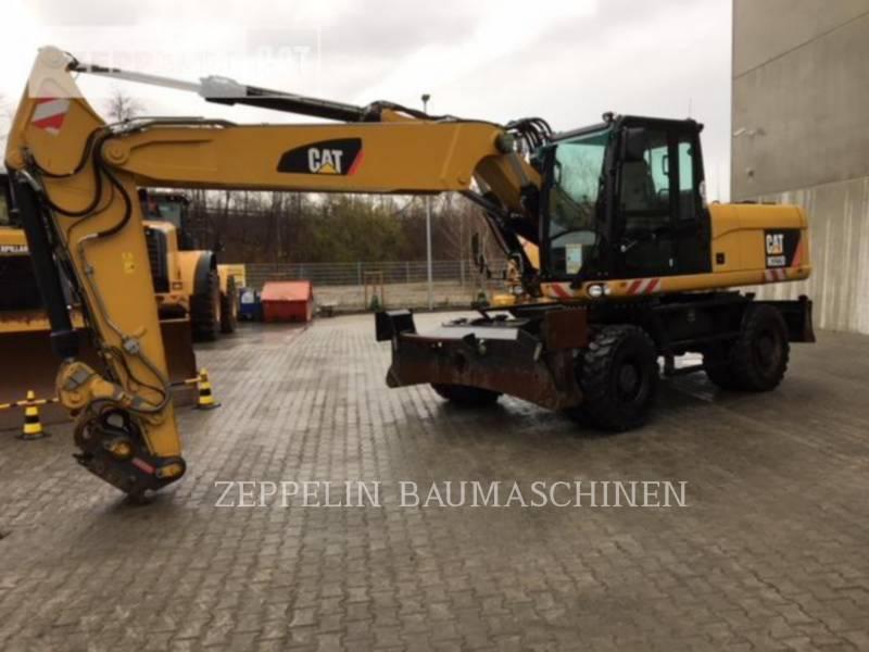 CATERPILLAR MOBILBAGGER M322D equipment  photo 1