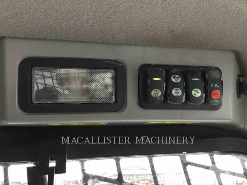 CATERPILLAR CHARGEURS TOUT TERRAIN 259D equipment  photo 11