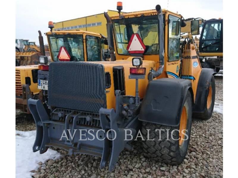WILLE CHARGEURS SUR PNEUS/CHARGEURS INDUSTRIELS 855B equipment  photo 2