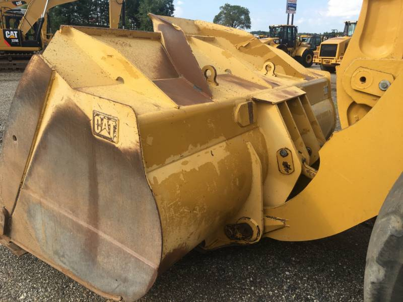 CATERPILLAR RADLADER/INDUSTRIE-RADLADER 980K equipment  photo 18