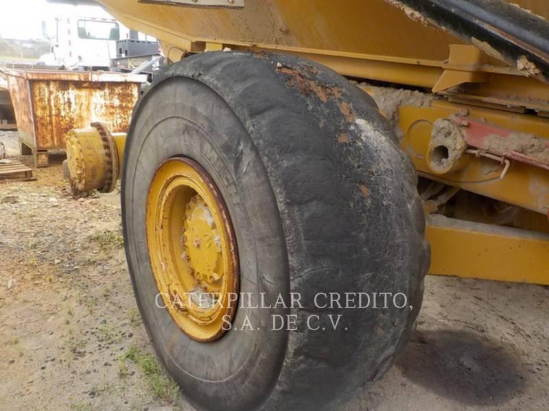 CATERPILLAR CAMIONES ARTICULADOS 735B equipment  photo 18