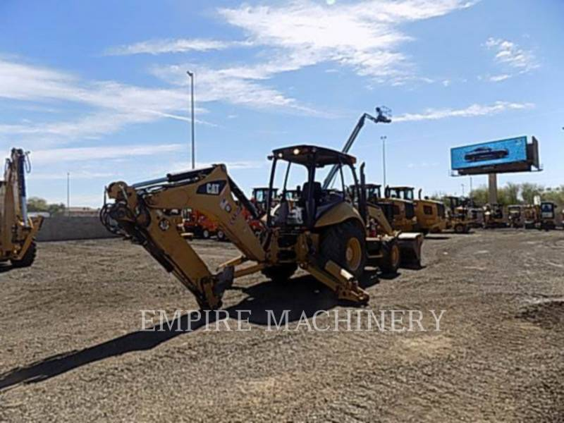 CATERPILLAR KOPARKO-ŁADOWARKI 420FST equipment  photo 2
