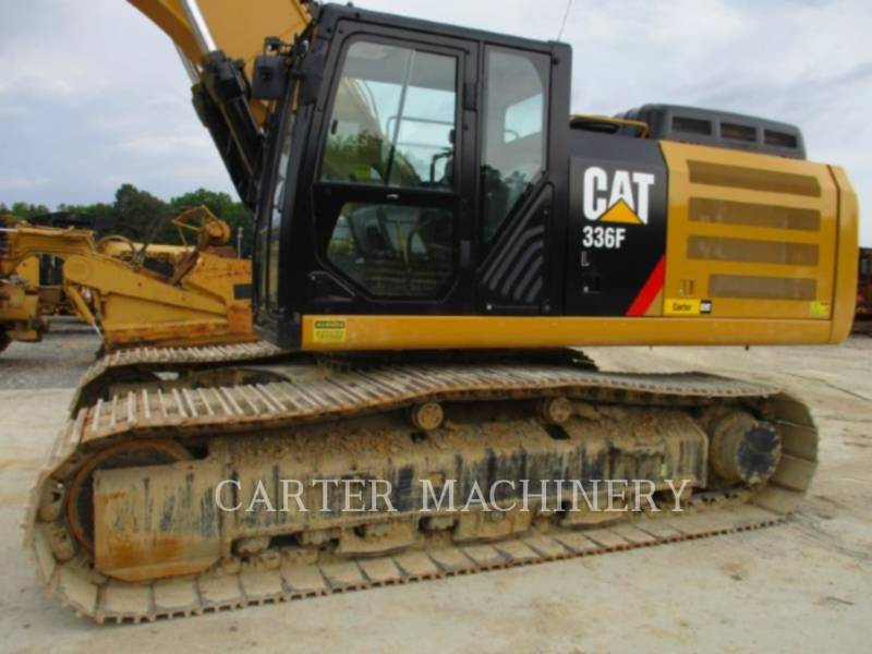 CATERPILLAR EXCAVADORAS DE CADENAS 336F 10 equipment  photo 6
