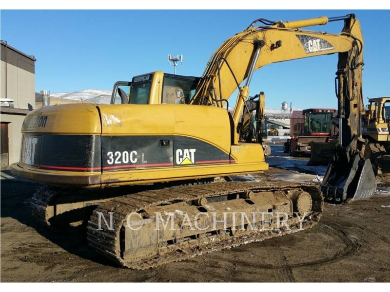 CATERPILLAR EXCAVADORAS DE CADENAS 320C L equipment  photo 4