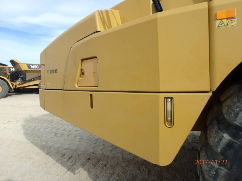 CATERPILLAR アーティキュレートトラック 745C equipment  photo 24