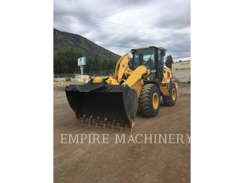 CATERPILLAR PALE GOMMATE/PALE GOMMATE MULTIUSO 926M equipment  photo 2