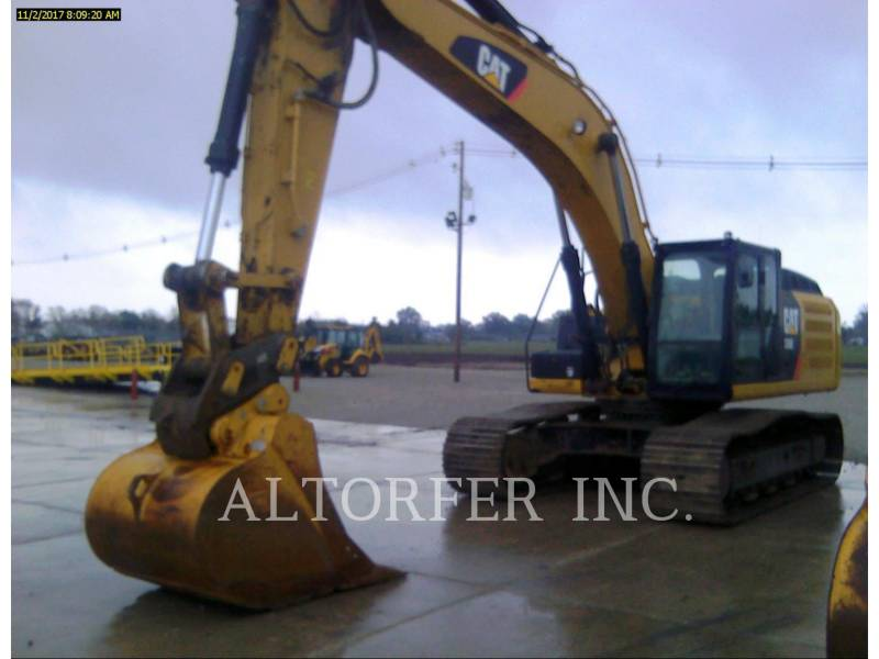 CATERPILLAR TRACK EXCAVATORS 336EL equipment  photo 1