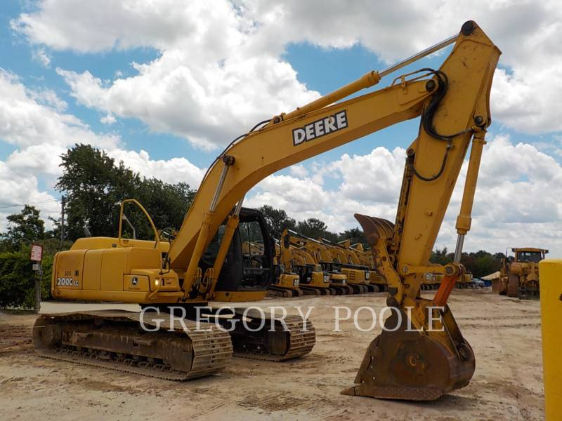 JOHN DEERE ESCAVADEIRAS 200C LC equipment  photo 4
