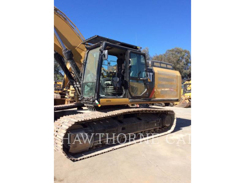 CATERPILLAR PELLES SUR CHAINES 336F equipment  photo 1