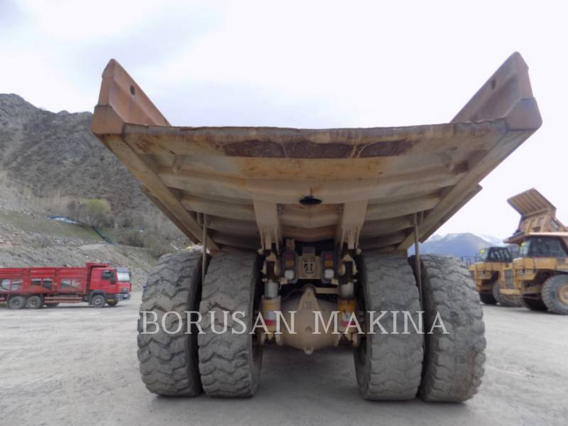 CATERPILLAR OFF HIGHWAY TRUCKS 773D equipment  photo 5