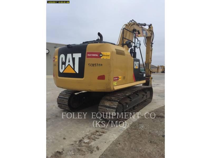 CATERPILLAR TRACK EXCAVATORS 316EL9 equipment  photo 4