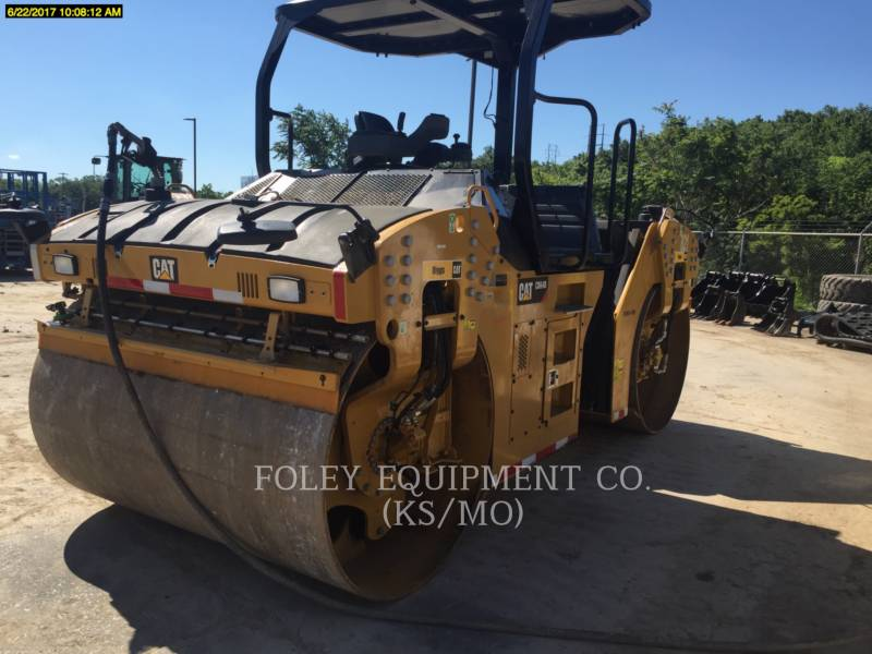 CATERPILLAR COMPACTEURS TANDEMS VIBRANTS CB64B equipment  photo 3