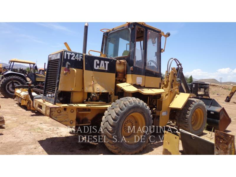 CATERPILLAR WHEEL LOADERS/INTEGRATED TOOLCARRIERS IT24F equipment  photo 3