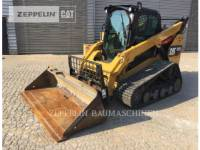 Equipment photo CATERPILLAR 287D CHARGEURS COMPACTS RIGIDES 1