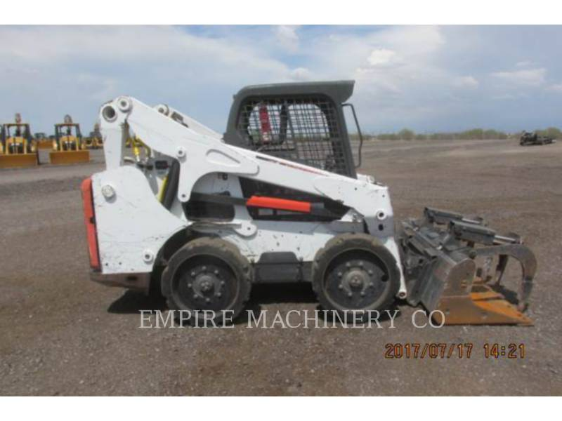 BOBCAT CHARGEURS COMPACTS RIGIDES S750 equipment  photo 6