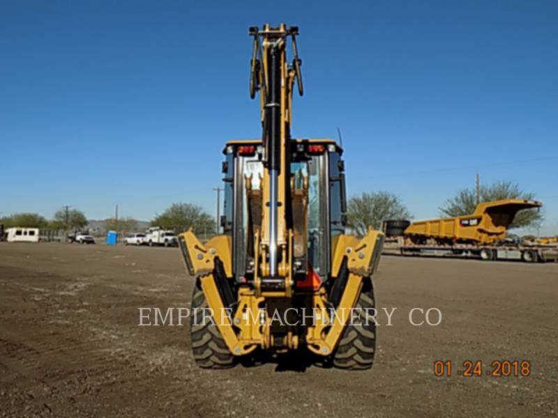 CATERPILLAR BAGGERLADER 415F 4EC equipment  photo 4