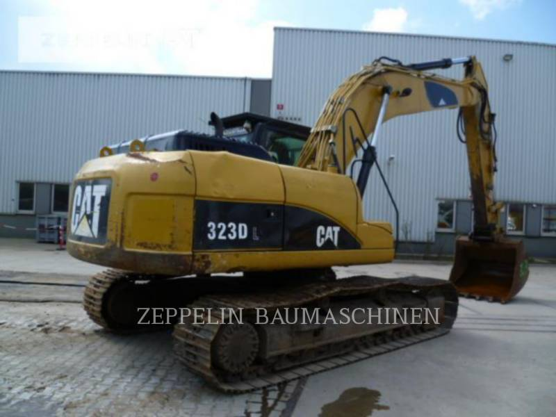 CATERPILLAR KETTEN-HYDRAULIKBAGGER 323DL equipment  photo 3