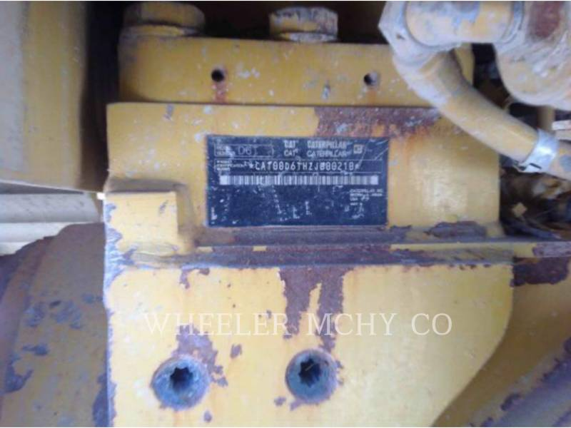 CATERPILLAR TRATORES DE ESTEIRAS D6T LGP AR equipment  photo 6