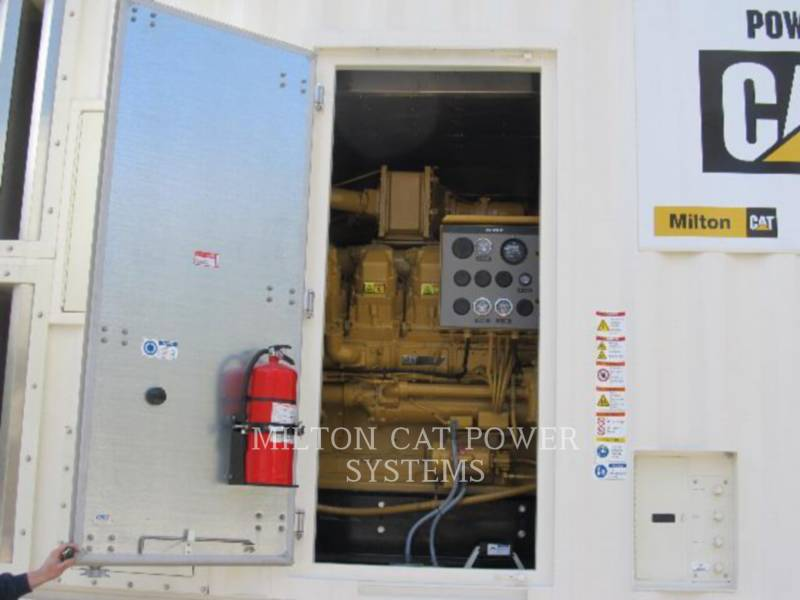 CATERPILLAR POWER MODULES G3512 equipment  photo 2