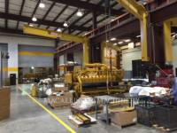 CATERPILLAR STATIONARY GENERATOR SETS G3520 equipment  photo 2
