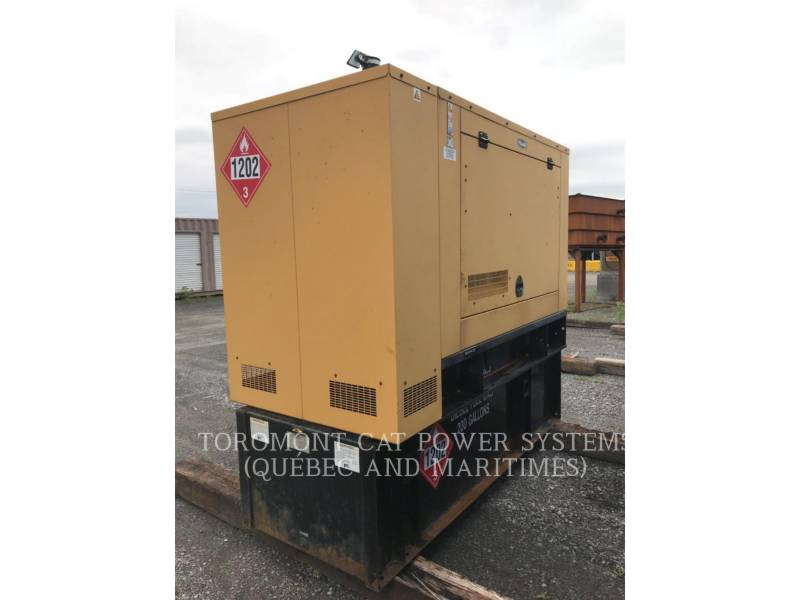 CATERPILLAR STATIONARY GENERATOR SETS D60P3_120_208 V equipment  photo 2