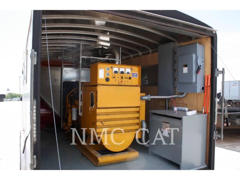 CATERPILLAR PORTABLE GENERATOR SETS (OBS) 3304 equipment  photo 2