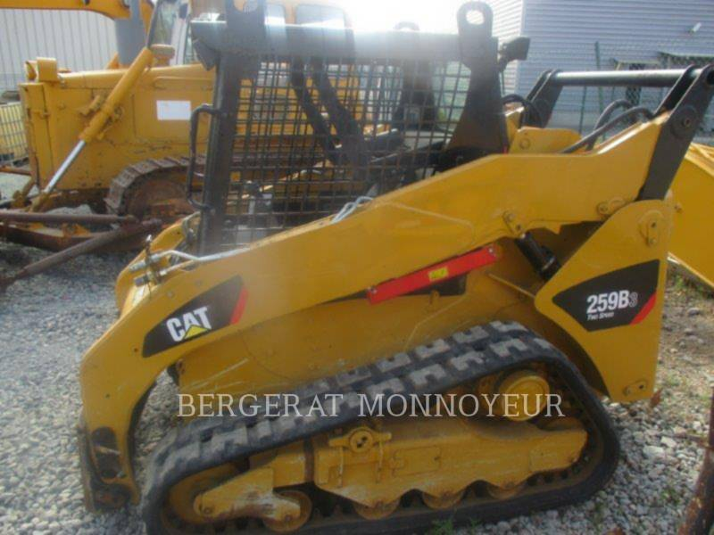CATERPILLAR CHARGEURS SUR CHAINES 259B3 equipment  photo 7