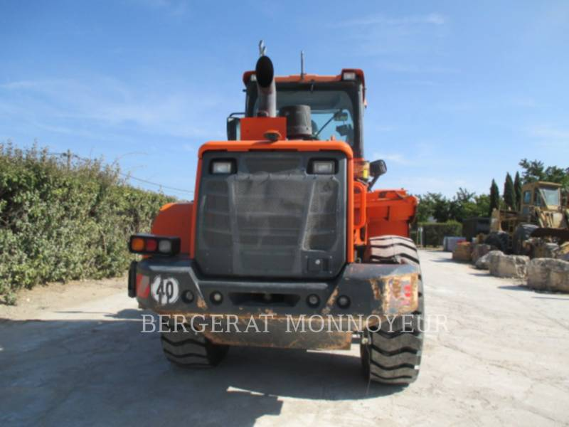 DOOSAN INFRACORE AMERICA CORP. CARGADORES DE RUEDAS DL250.3 equipment  photo 4