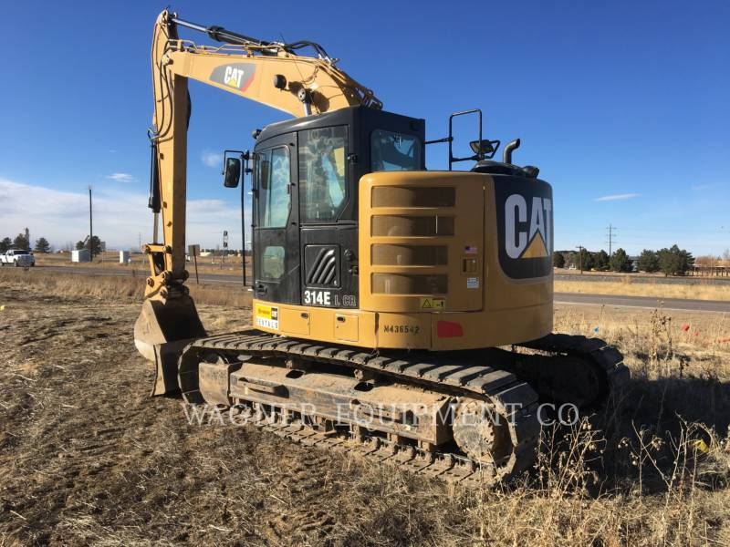 Caterpillar EXCAVATOARE PE ŞENILE 314ELCR equipment  photo 2