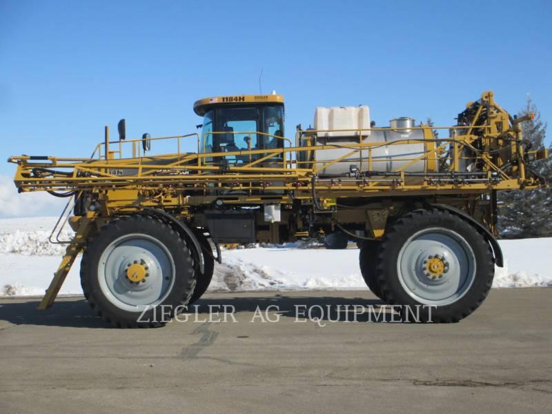 AG-CHEM PULVERIZADOR 1184H equipment  photo 4