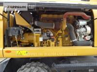 CATERPILLAR WHEEL EXCAVATORS M316D equipment  photo 24
