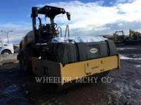 CATERPILLAR VIBRATORY SINGLE DRUM ASPHALT CS54B C110 equipment  photo 3