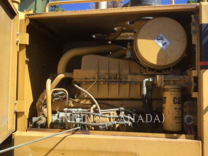 CATERPILLAR MOTOR GRADERS 14H equipment  photo 8