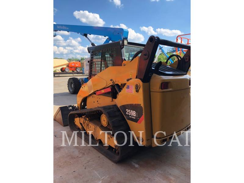 CATERPILLAR CHARGEURS TOUT TERRAIN 259B 3 equipment  photo 3