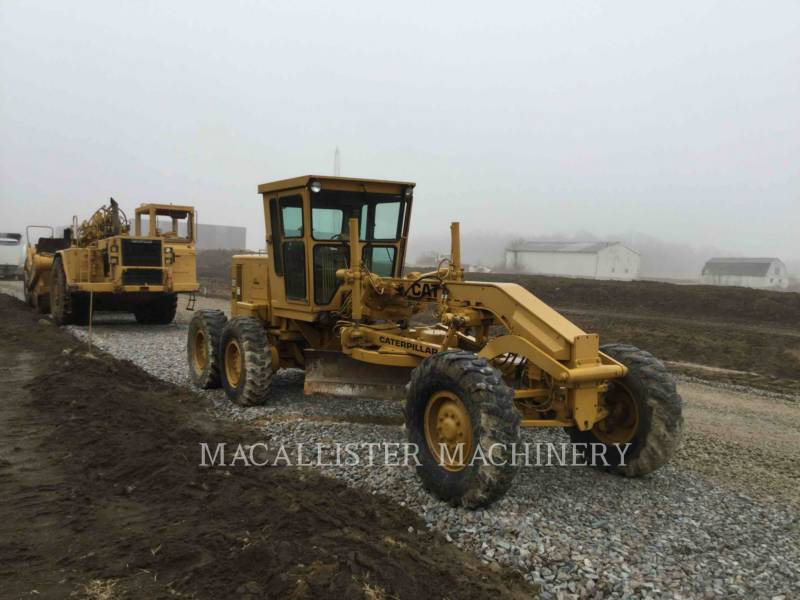 CATERPILLAR MOTORGRADER 120G equipment  photo 2