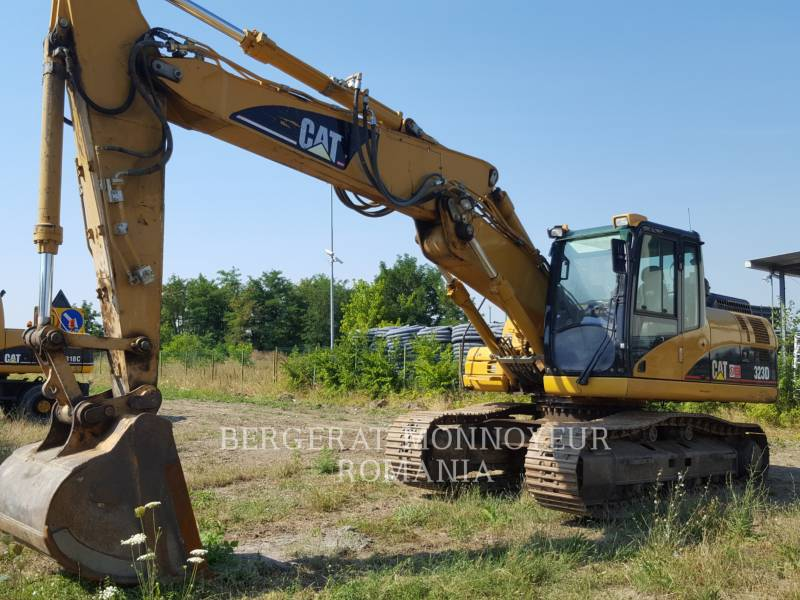 CATERPILLAR KETTEN-HYDRAULIKBAGGER 323DS equipment  photo 4
