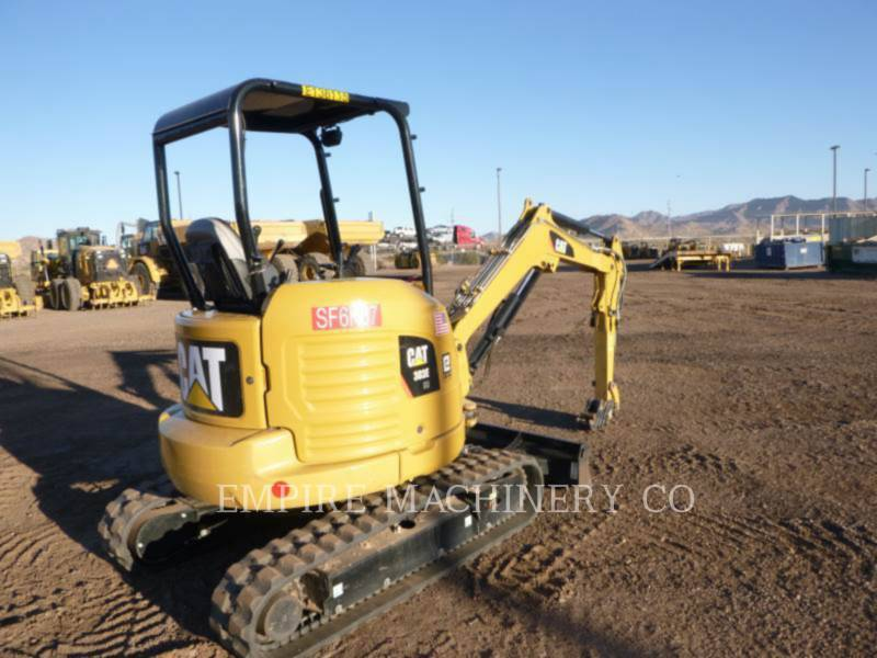 CATERPILLAR TRACK EXCAVATORS 303E OR equipment  photo 2