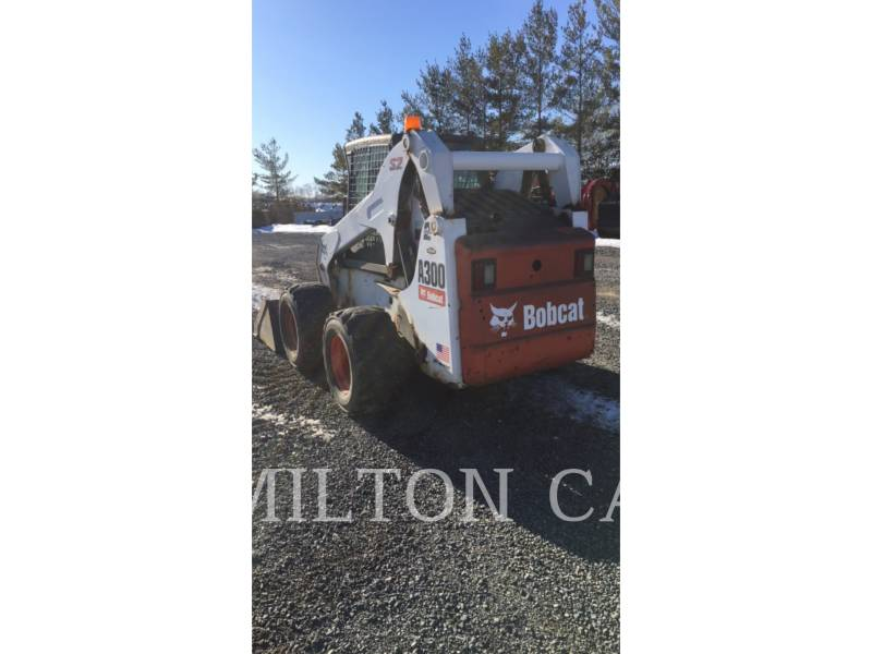 BOBCAT MINICARGADORAS A300 equipment  photo 3