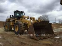 Equipment photo CATERPILLAR 992K PALE GOMMATE/PALE GOMMATE MULTIUSO 1