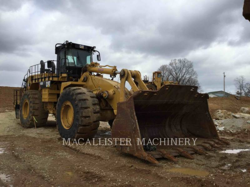 CATERPILLAR RADLADER/INDUSTRIE-RADLADER 992K equipment  photo 1