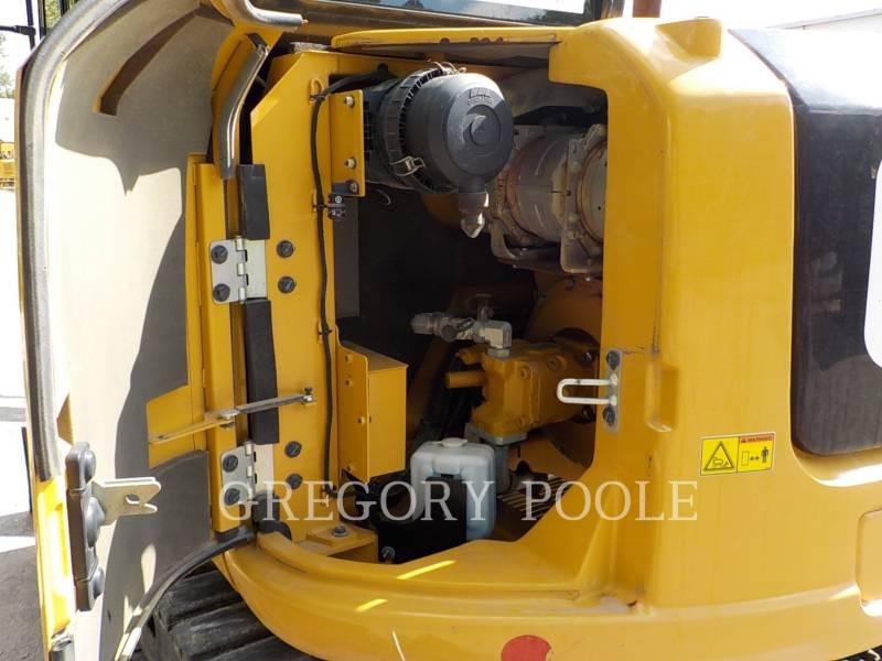 CATERPILLAR TRACK EXCAVATORS 308E2CRSB equipment  photo 14