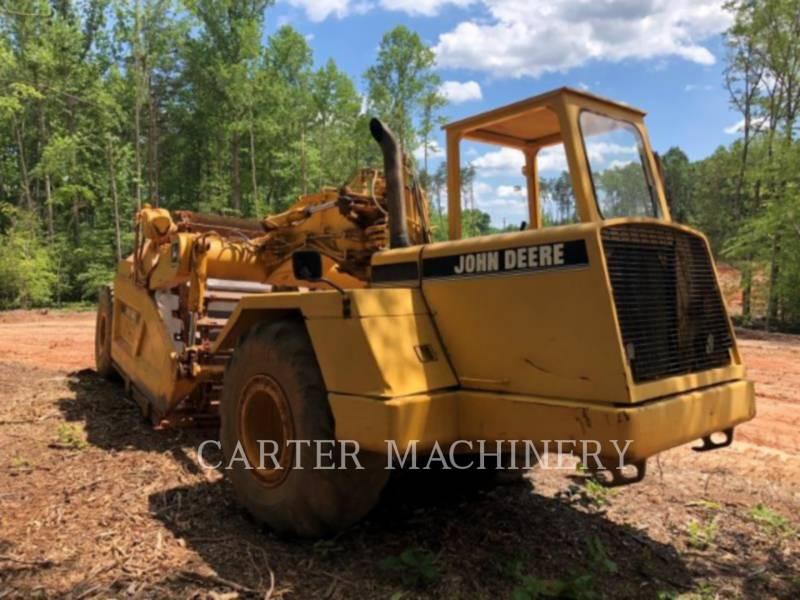 DEERE & CO. WHEEL TRACTOR SCRAPERS DER 762B equipment  photo 4