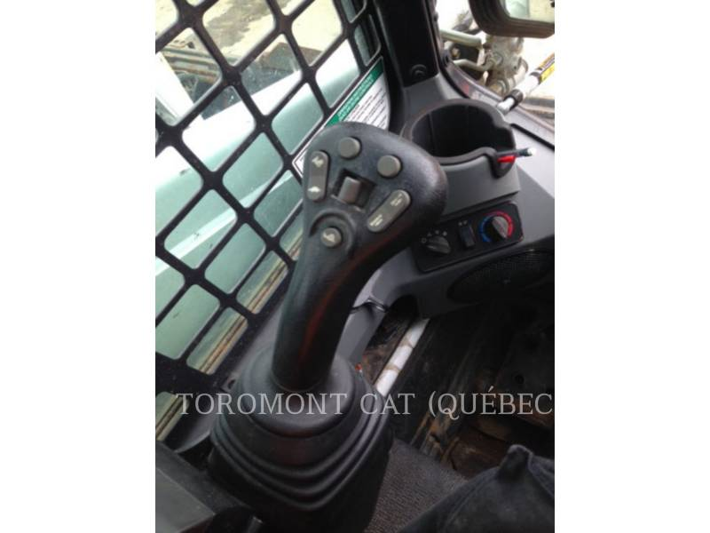 BOBCAT CARGADORES DE CADENAS T450 equipment  photo 15