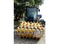 Equipment photo CATERPILLAR CS44 COMPACTEUR VIBRANT, MONOCYLINDRE LISSE 1