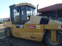 CATERPILLAR PNEUMATIC TIRED COMPACTORS PS-300C equipment  photo 10