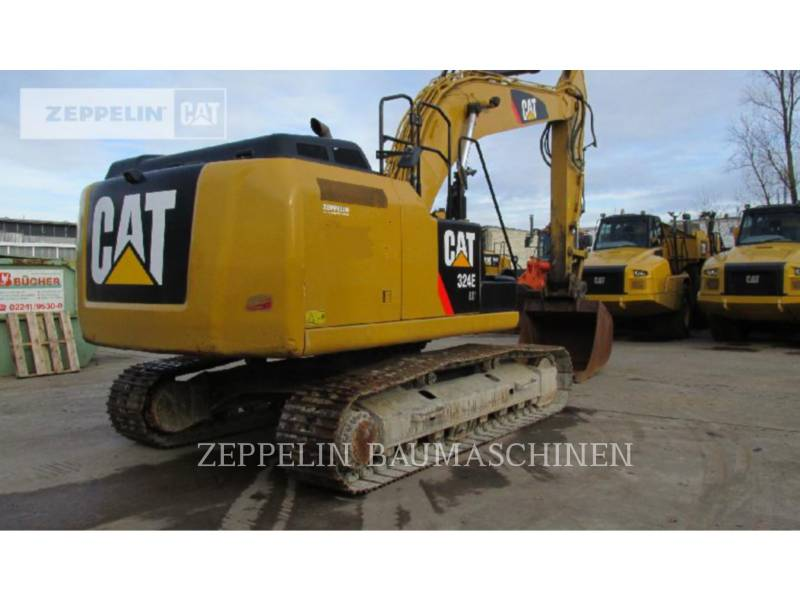 CATERPILLAR KOPARKI GĄSIENICOWE 324ELN equipment  photo 2