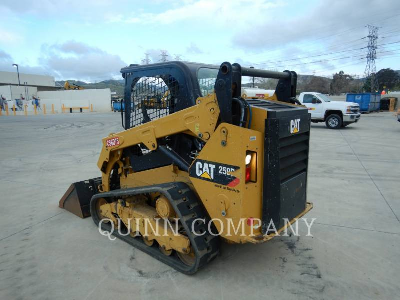 CATERPILLAR MINICARGADORAS 259D equipment  photo 7